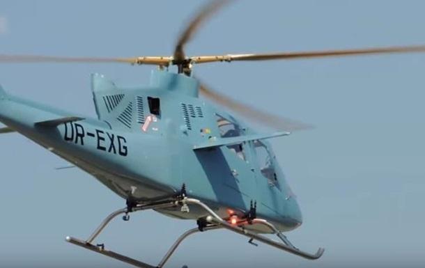 В Сети показали новый высокоскоростной вертолет