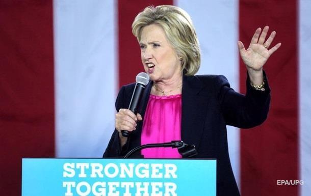 Клинтон здорова и готова к работе – врач