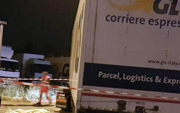 Вантажівка в їхала у натовп протестувальників в Італії