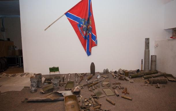 У Санкт-Петербурзі обшукали музей Новоросії