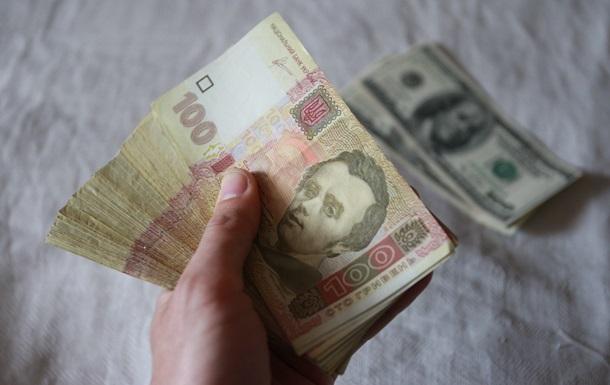 Курс гривні зміцнився на тлі траншу МВФ