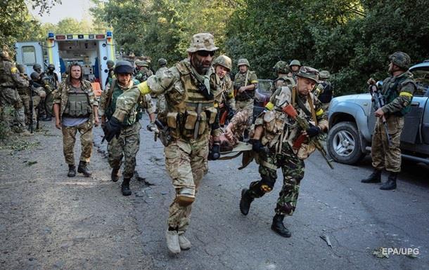 З України депортують грузина-добровольця АТО