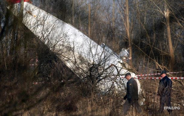 Польша заявила о фальсификации материалов Смоленской катастрофы