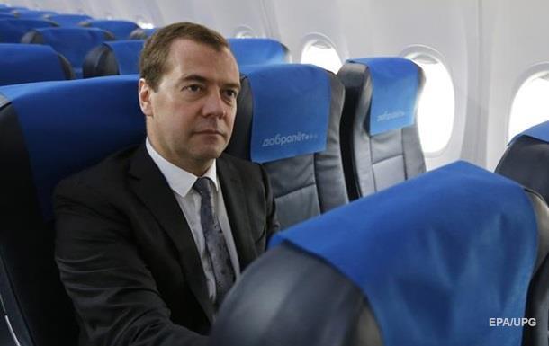 Медведев удалил крамольный твит о статусе Крыма