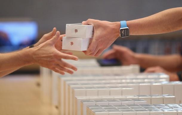 Цены iPhone 7 в Украине