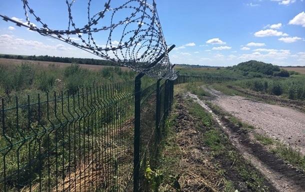 В МВД показали, как укрепят границу с Россией до 2018 года