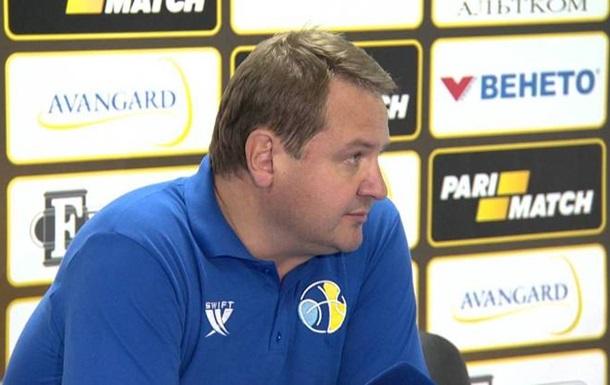 Головний тренер збірної України з баскетболу: Готові до бою із Словенією