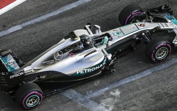 Формула 1. Гран-прі Сингапуру. Росберг - на поулі траси  Марина Бей