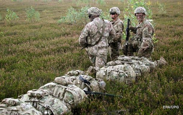 НАТО разместит свои силы в странах Балтии в мае 2017 года - СМИ