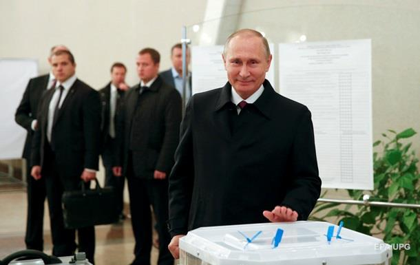 Путин заявил о победе Единой России на выборах