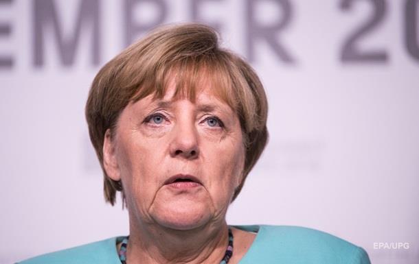 Партия Меркель терпит поражение на выборах
