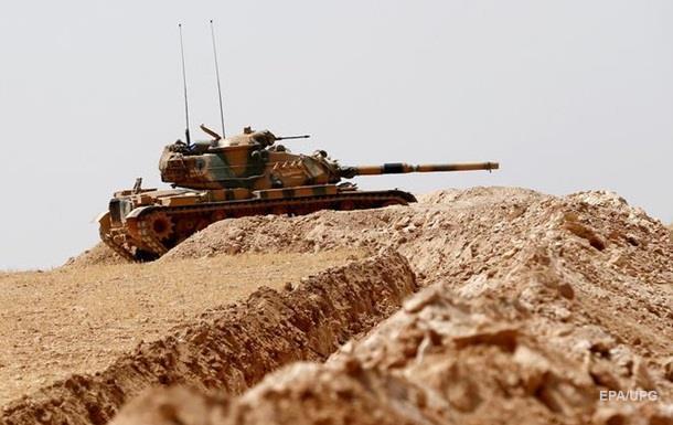 Турция расширяет зону вторжения в Сирии