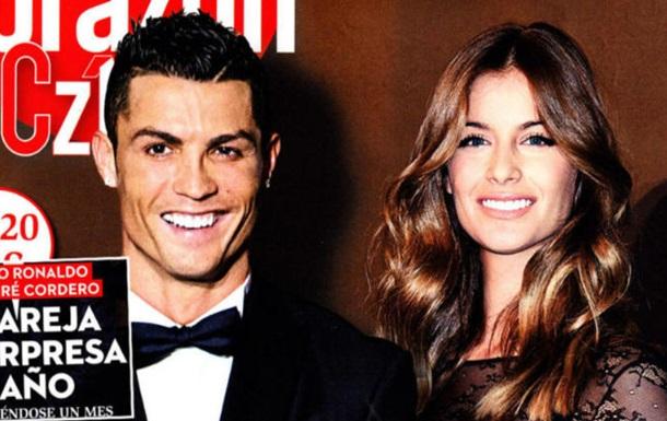Криштиану Роналду  запал  на Мисс Испания-2015