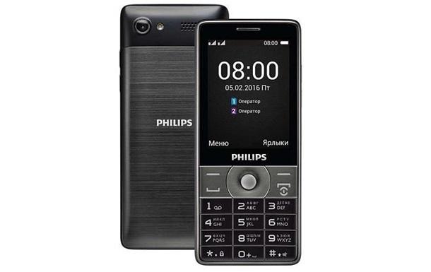 Philips представил телефон с батареей на 170 дней