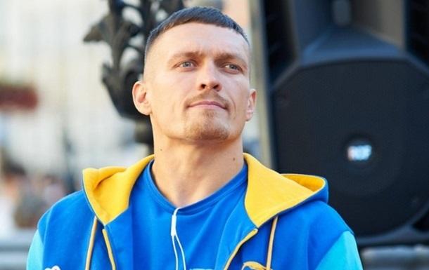 Усик вышел в лидеры рейтинга BoxRec в первом тяжелом весе