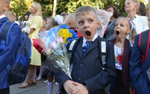 В Донбассе идет массовая украинизация школ