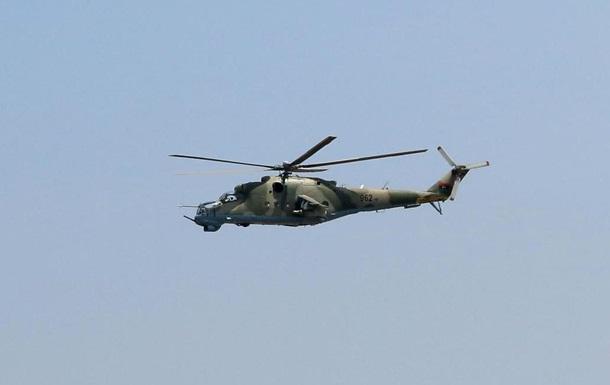 У Лівії впав військовий вертоліт, загинув високопоставлений офіцер