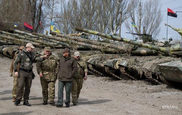 Обстрелы на Донбассе возросли в десятки раз