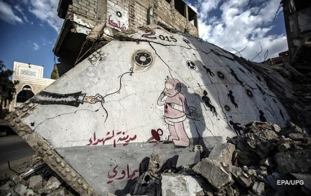 Кремль оцінив шанси нового перемир я в Сирії