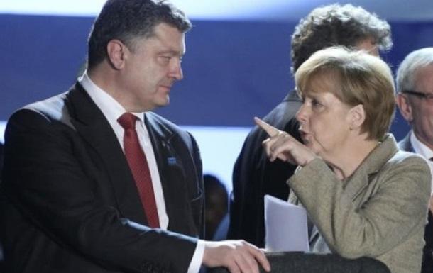 Чому Меркель Медведчука від Луценка захищає