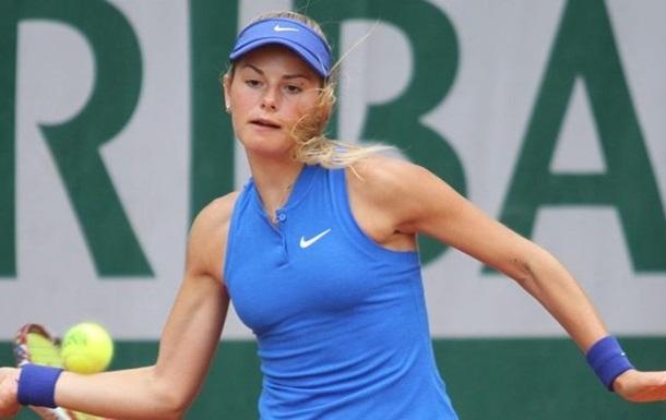 Санкт-Петербург (WTA). Завацкая, Страхова и Янчук уступают в первом круге