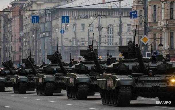 В РФ заговорили о новой дивизии вблизи Украины