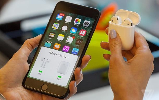 Себестоимость iPhone 7