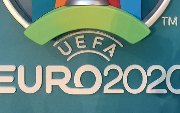 УЕФА представил логотип Евро-2020