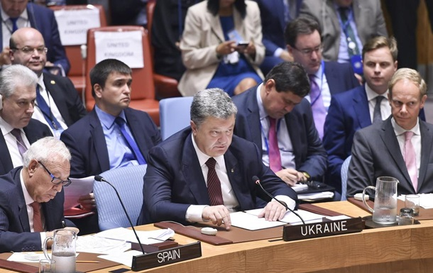 Порошенко: Украина и Сирия – полигоны для России