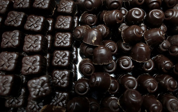 В Украине выросло производство шоколада