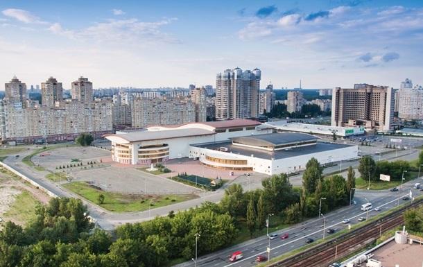 В Киеве к Евровидению хотят сделать новую набережную с плавучим бассейном