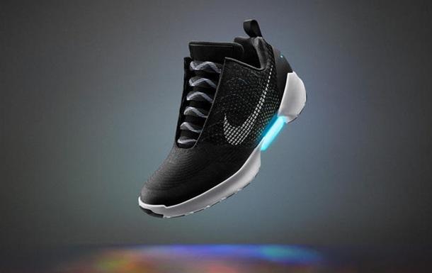 Nike HyperAdapt 1.0. Ускорение к будущему