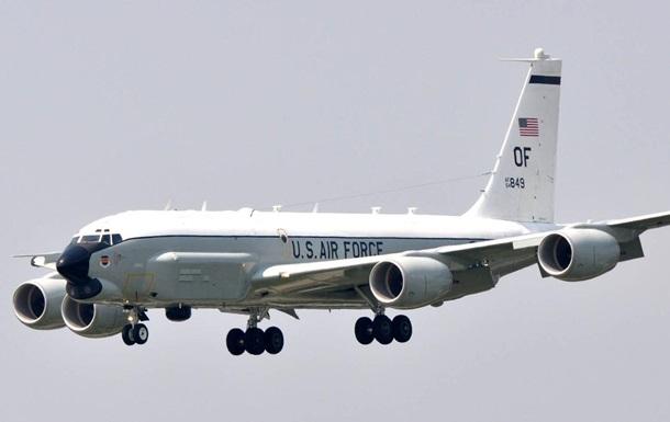 Американские разведчики вновь подлетели к Крыму