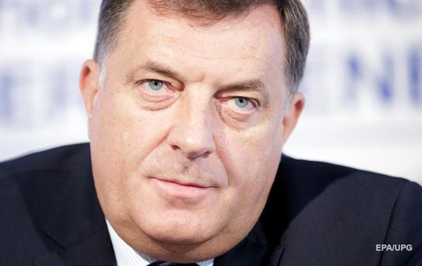 Республика Сербская пригрозила выходом из Боснии и Герцеговины