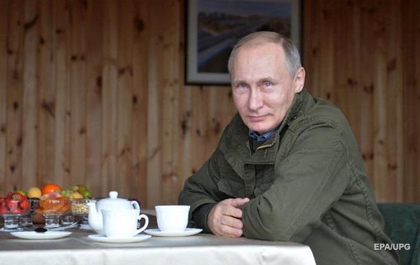 Путін у списку найвпливовіших людей - Bloomberg