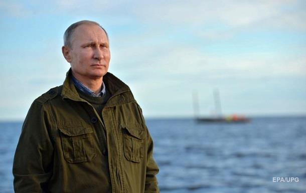 Путін доручив ввести в Росії курортний збір