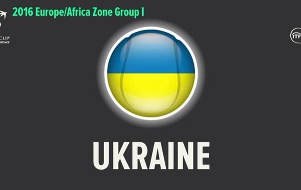 Україна дізналася можливих суперників по Кубку Девіса-2017