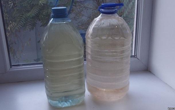 В Керчи жалуются на недостаток воды