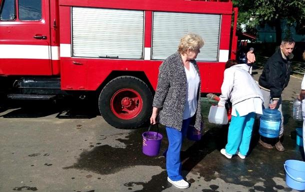 В Одесской области город остался без воды