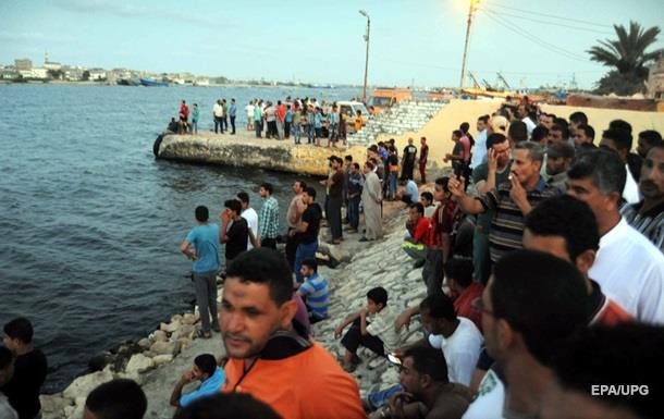 Загибель судна в Єгипті: кількість жертв наблизилася до 150