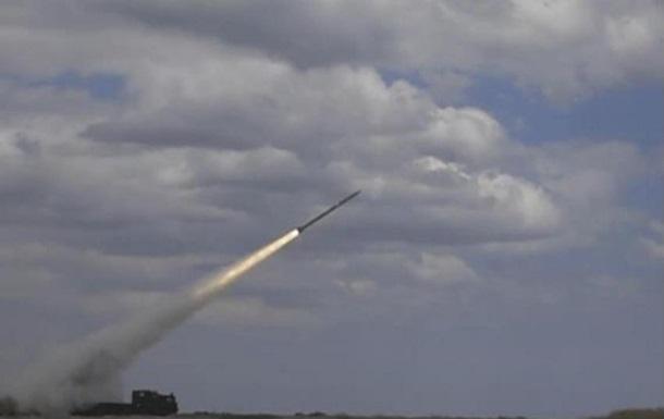 Украина испытала новую управляемую ракету