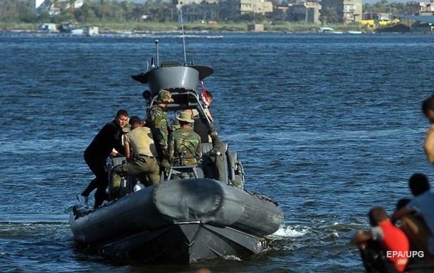 Число жертв в крушении судна в Египте выросло