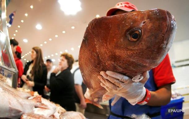 Рыба в украинских магазинах опасна для покупателей - эксперты