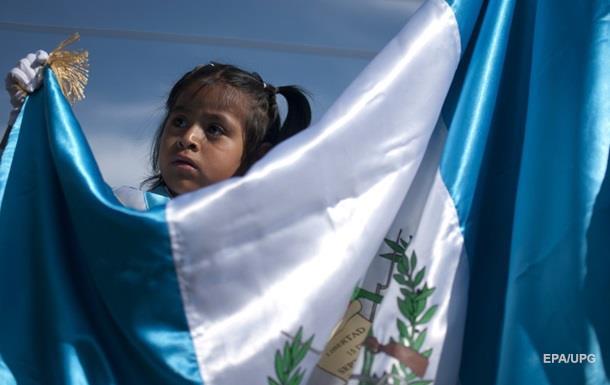 В Гватемале объявлен режим ЧП из-за дождей
