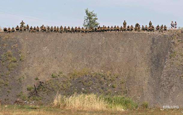 Сутки в АТО: один военный погиб, шестеро ранены