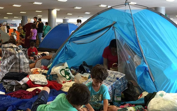 В Австрии стали чаще нападать на центры для беженцев