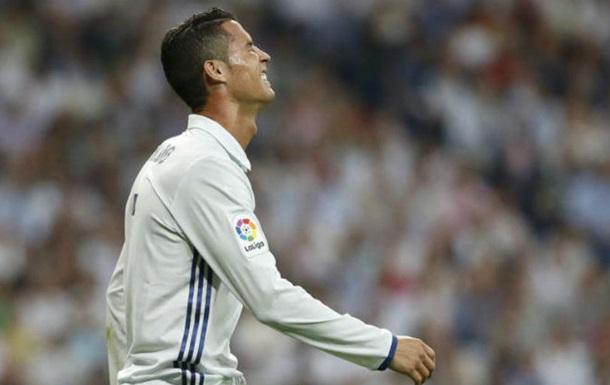 Роналду: худший старт сезона в Реале
