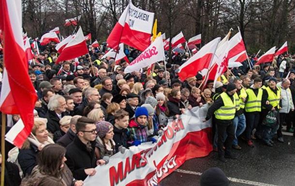 В  дружеской  Польше планируют раздел Украины
