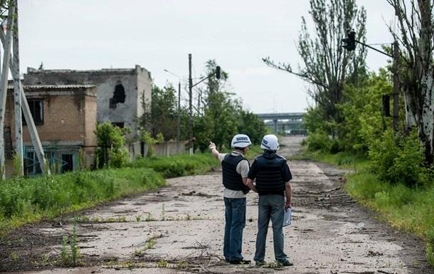 В ОБСЄ повідомили про недопуск до ЛНР