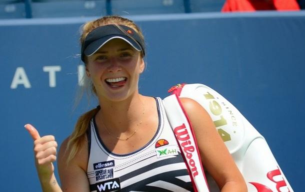 Ухань (WTA). Свитолина стартует с победы